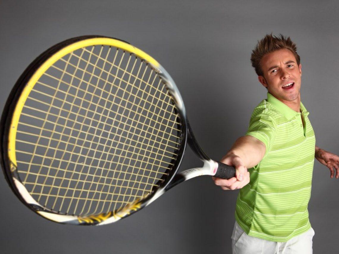 Faire du tennis pour se muscler