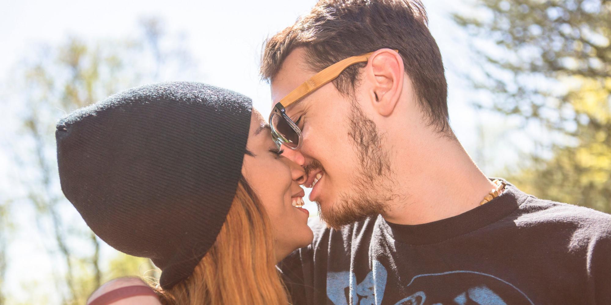 Technique pour embrasser,