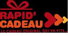 Logo du site internet rapid-cadeau.com