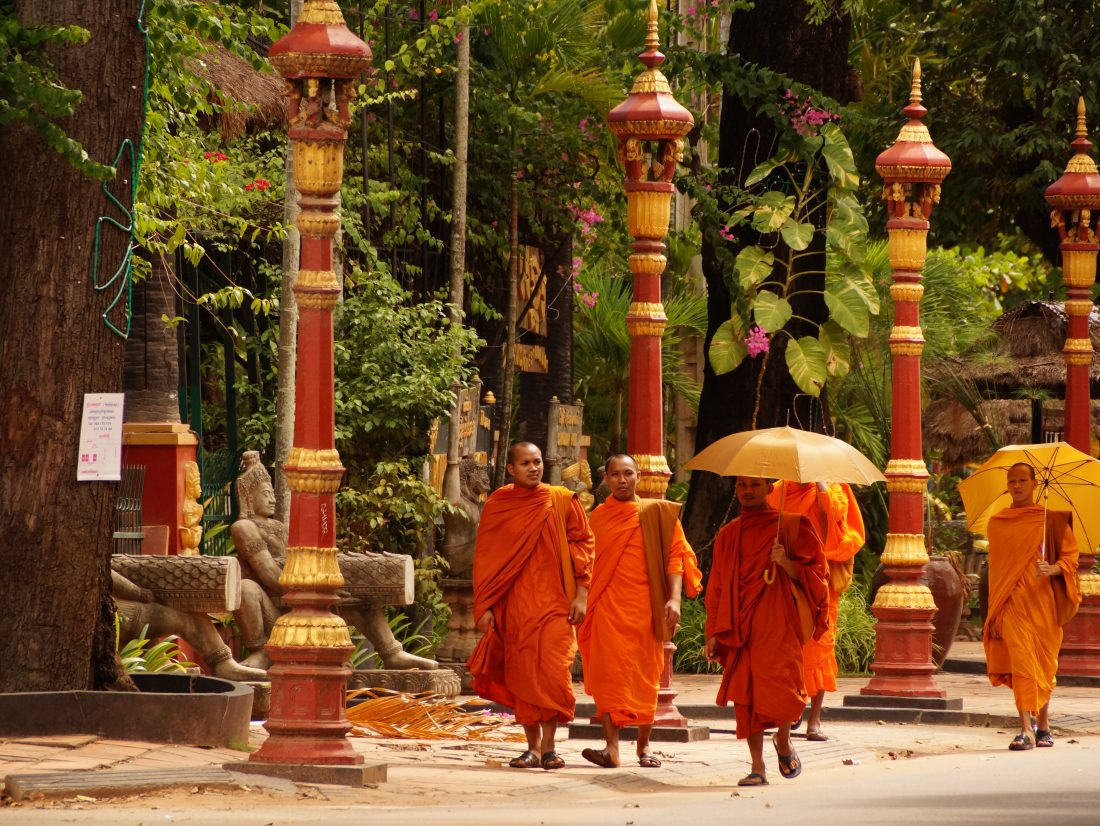 Soleil, mer, plage avec cambodgevo.com