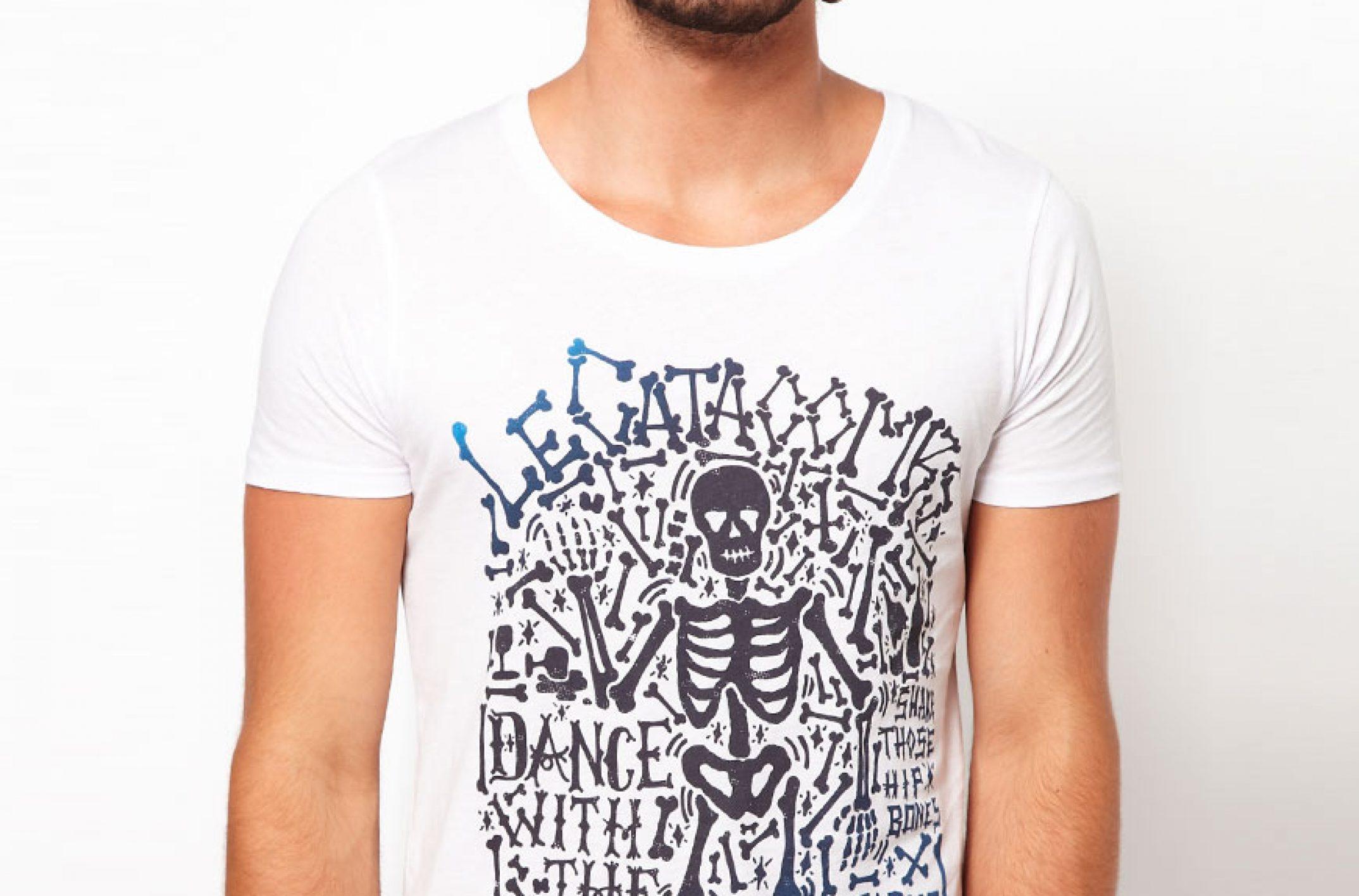 T shirt graphique, des dessins qui ne laissent pas indifférent
