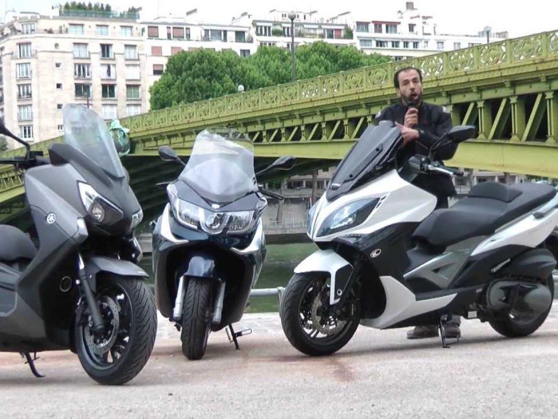 Scooter 400 cm3 : ma toute prochaine acquisition !