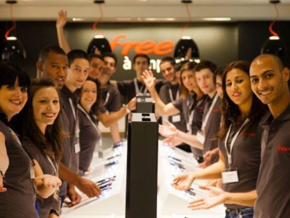 Boutique Free Paris : retrouver votre fournisseur d'accès Internet près de chez vous