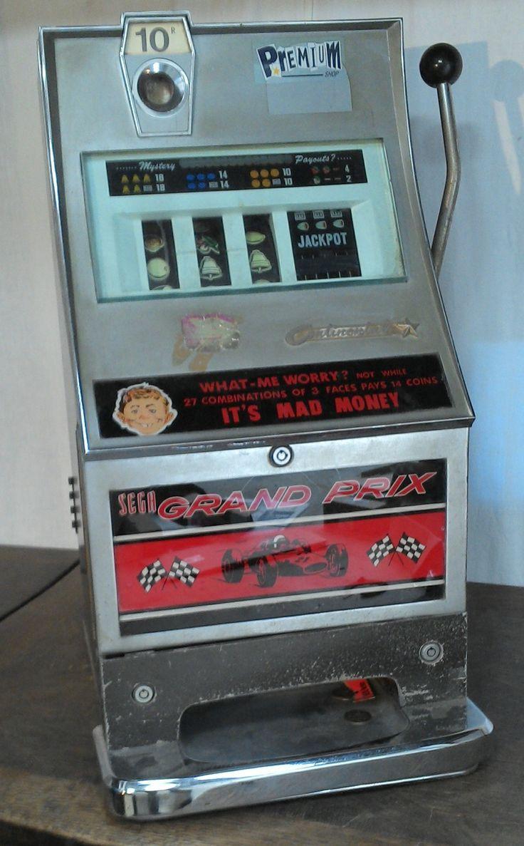 Machines a sous: Je suis partie de jeux basiques