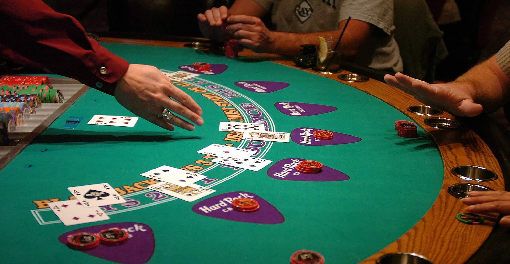 Gain au blackjack sur les appareils mobiles