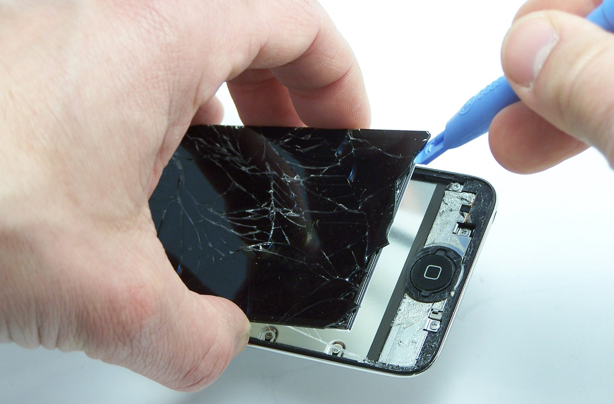 Comment j'ai pu réparer mon smartphone sans effort ?