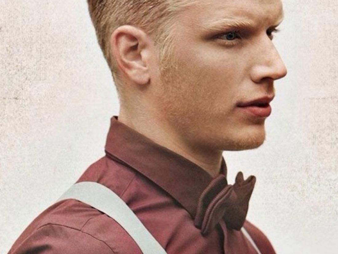 Coupe de cheveux homme, la coiffure à la mode