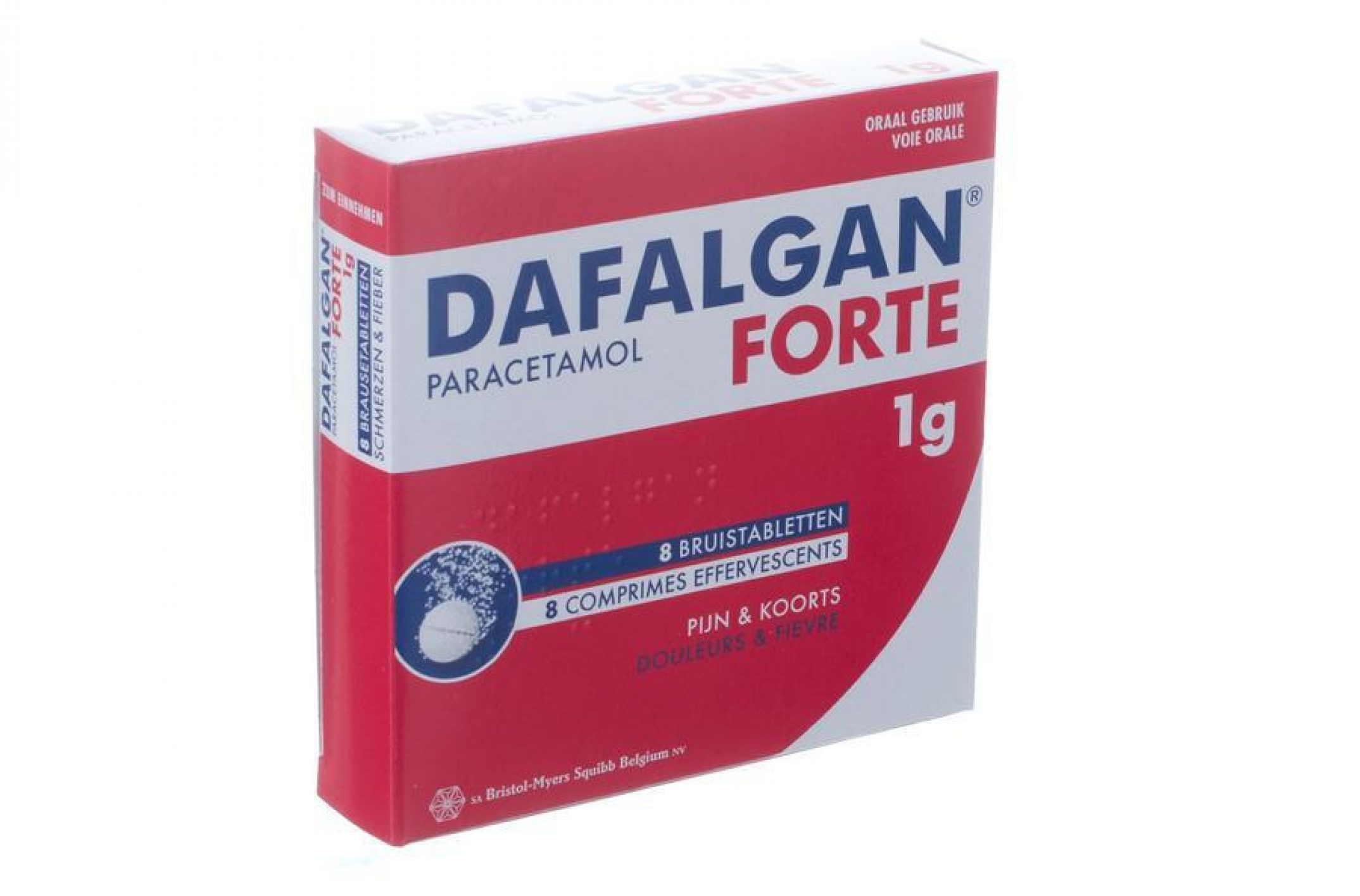 Dafalgan, il ressemble au doliprane