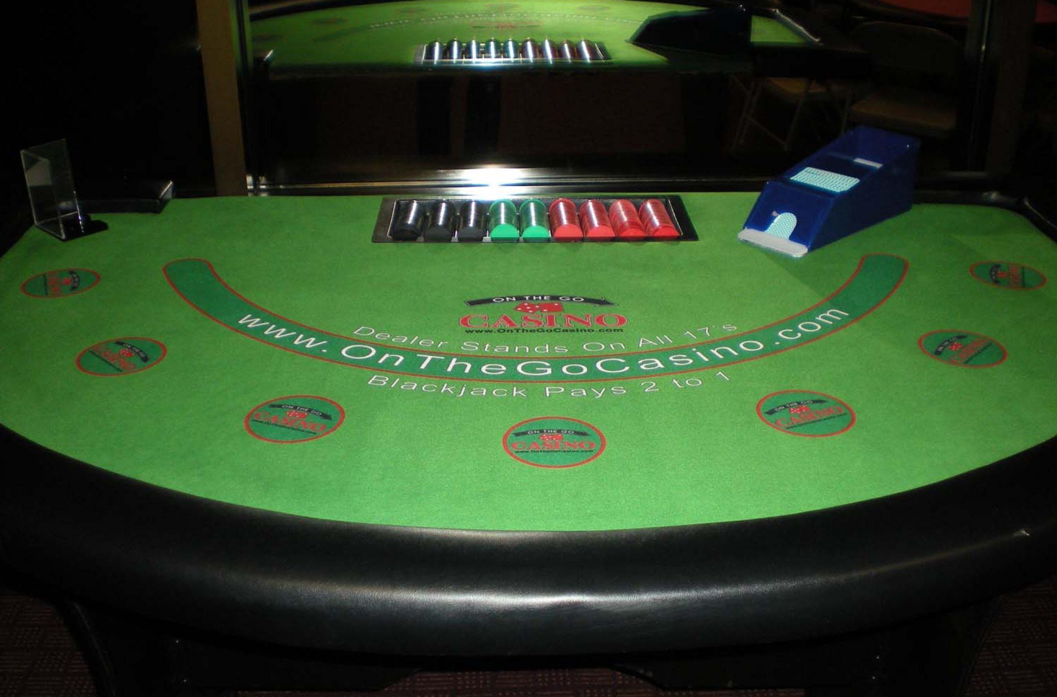 Toutes les variantes du fameux blackjack