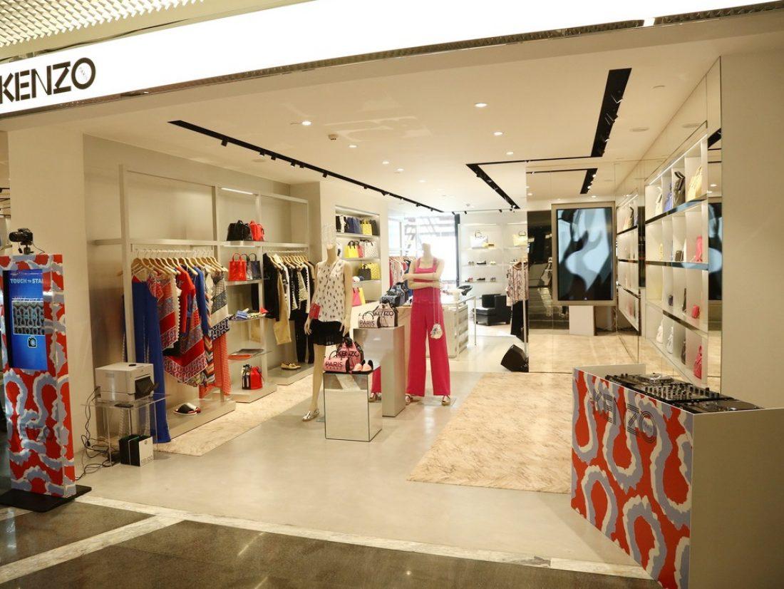 Kenzo boutique, une enseigne de qualité