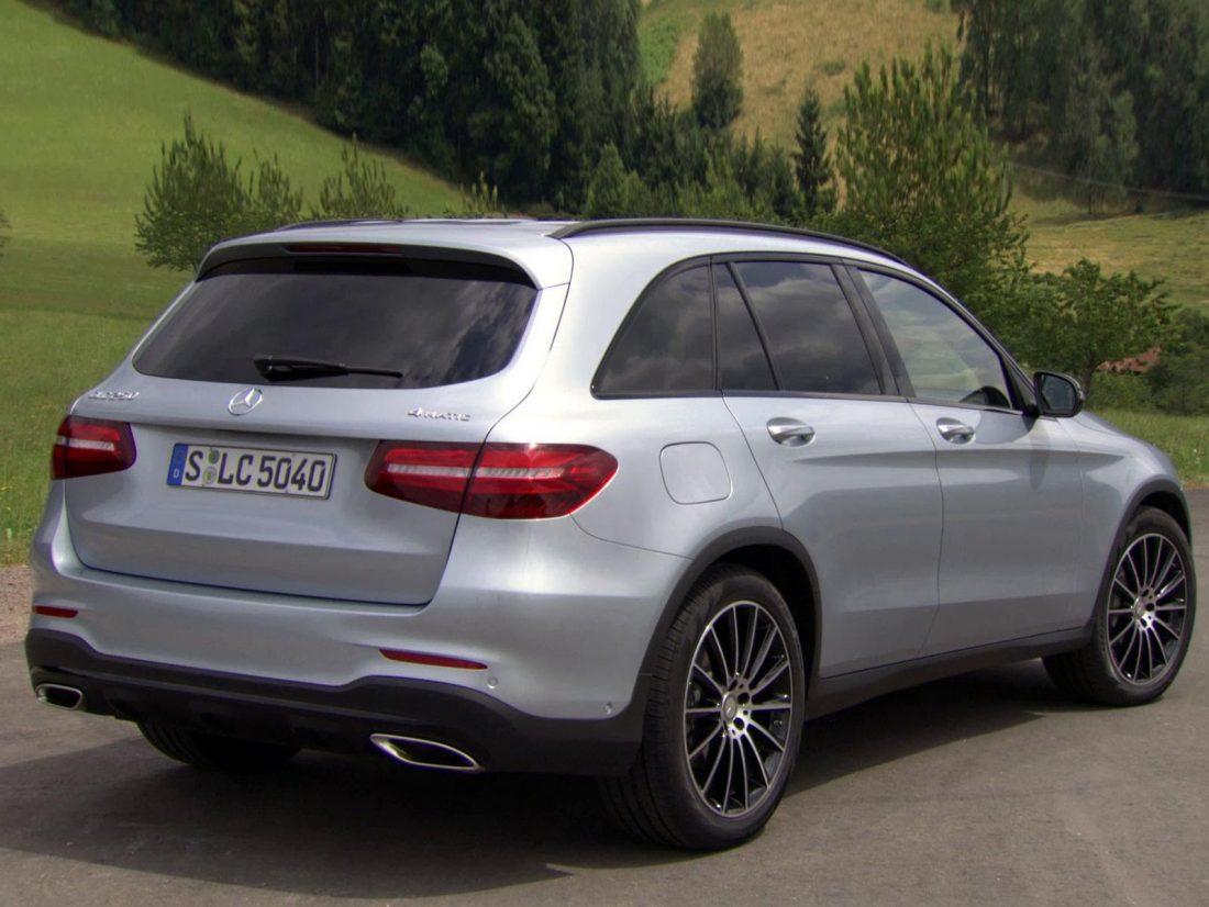 Mercedes GLC : découvrez une voiture de luxe dans mon article du jour