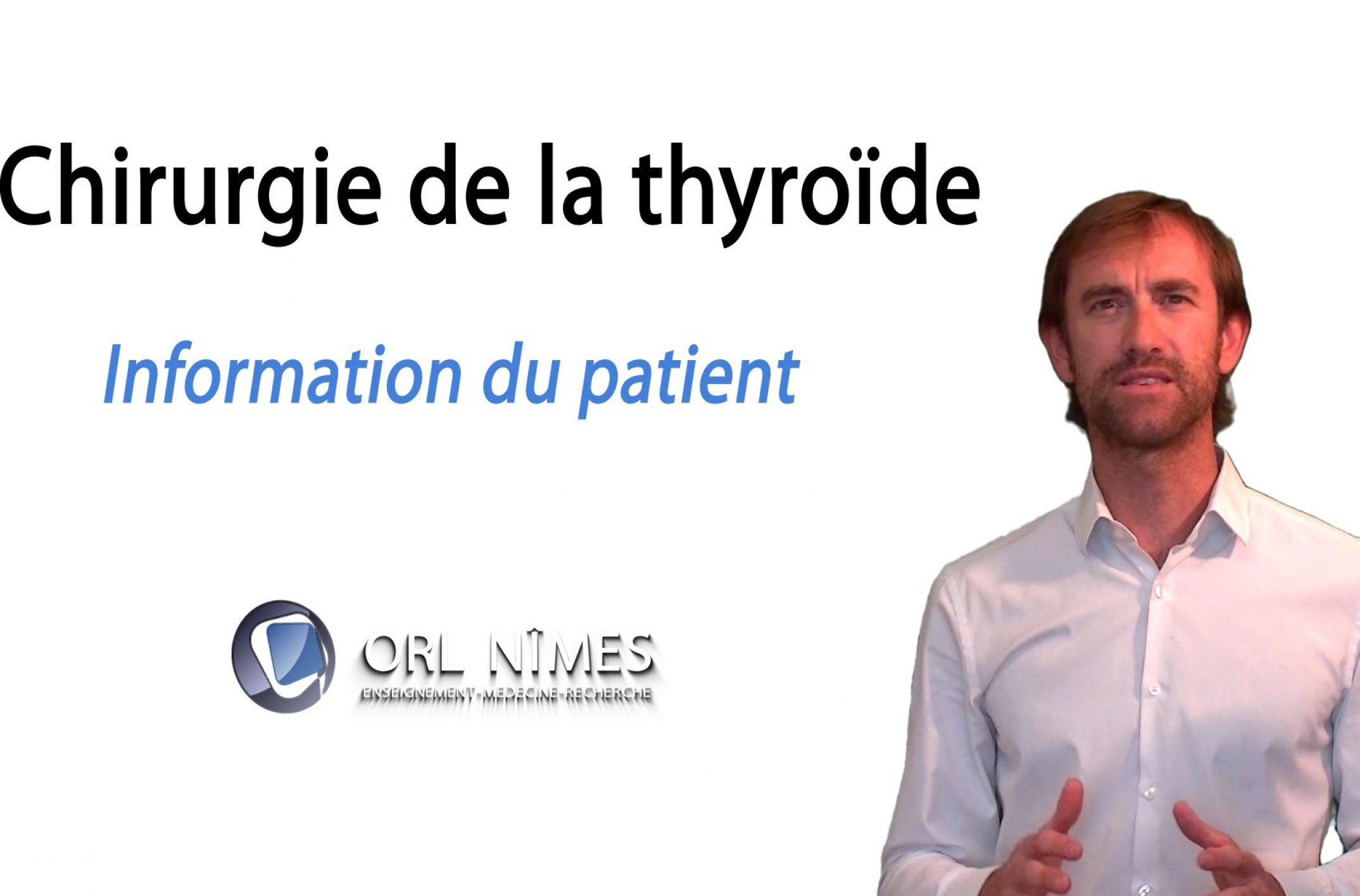 Thyroïde, comment fonctionne cette glande ?
