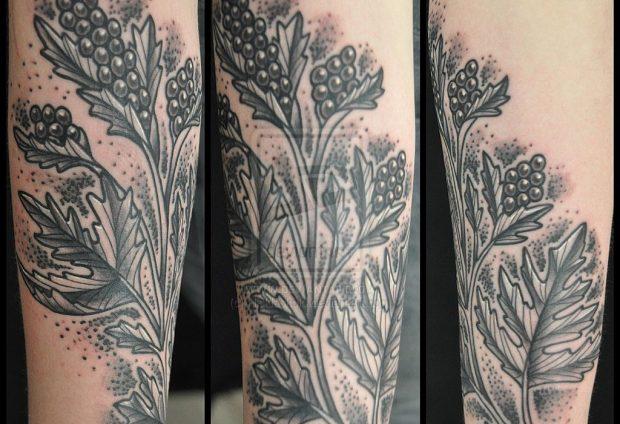 Un tatouage avant bras homme phrase exprime une des facettes de votre personnalité