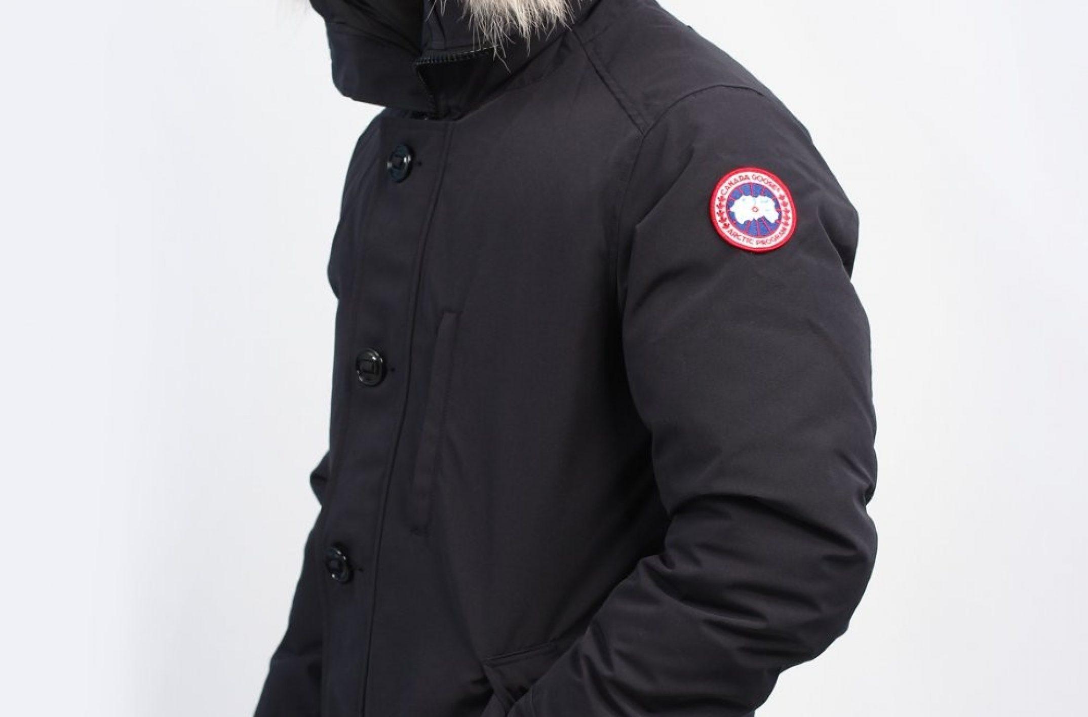 Canada goose paris c'est la marque des vêtements d'hiver du grand nord