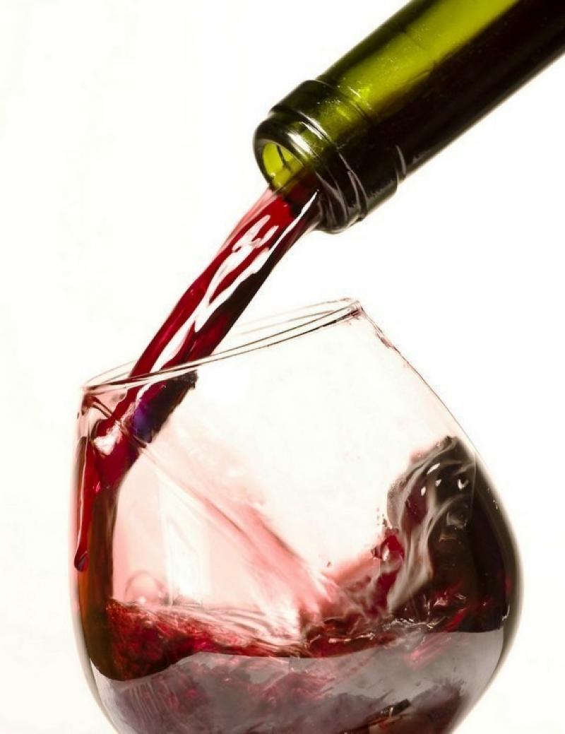 Il faut des techniques pour offrir du vin