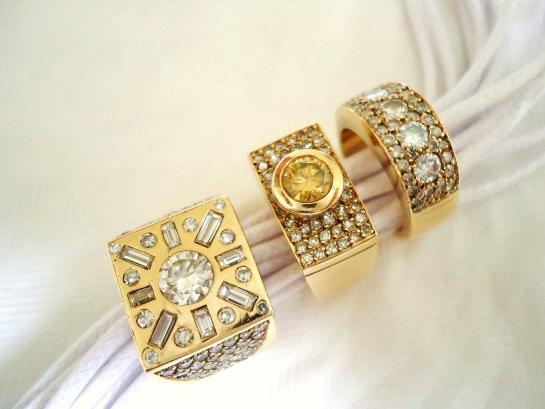 Bijoux : les types de bijoux