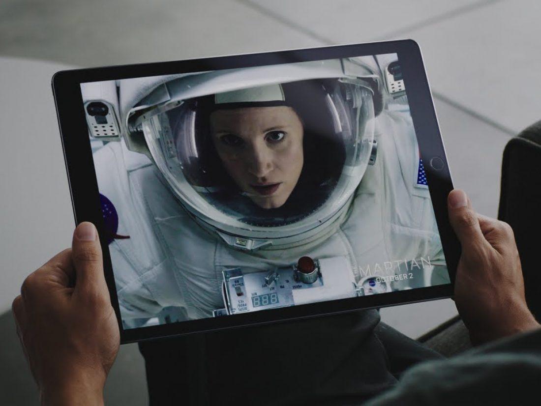 Comment mettre des video sur ipad ?