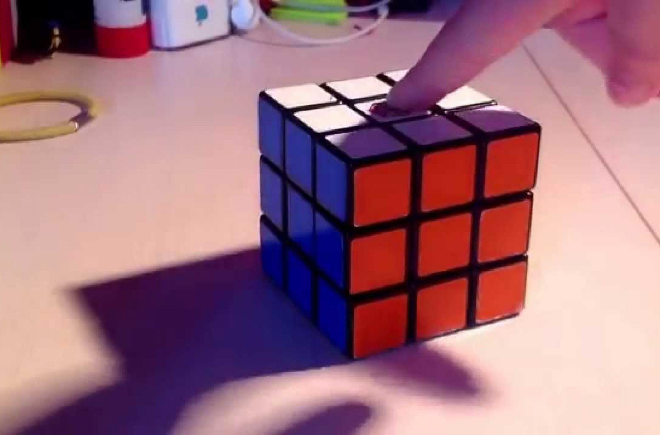 Comment reussir un rubik cube ?