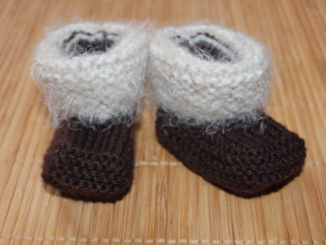 Comment faire des chaussons pour bébé ?