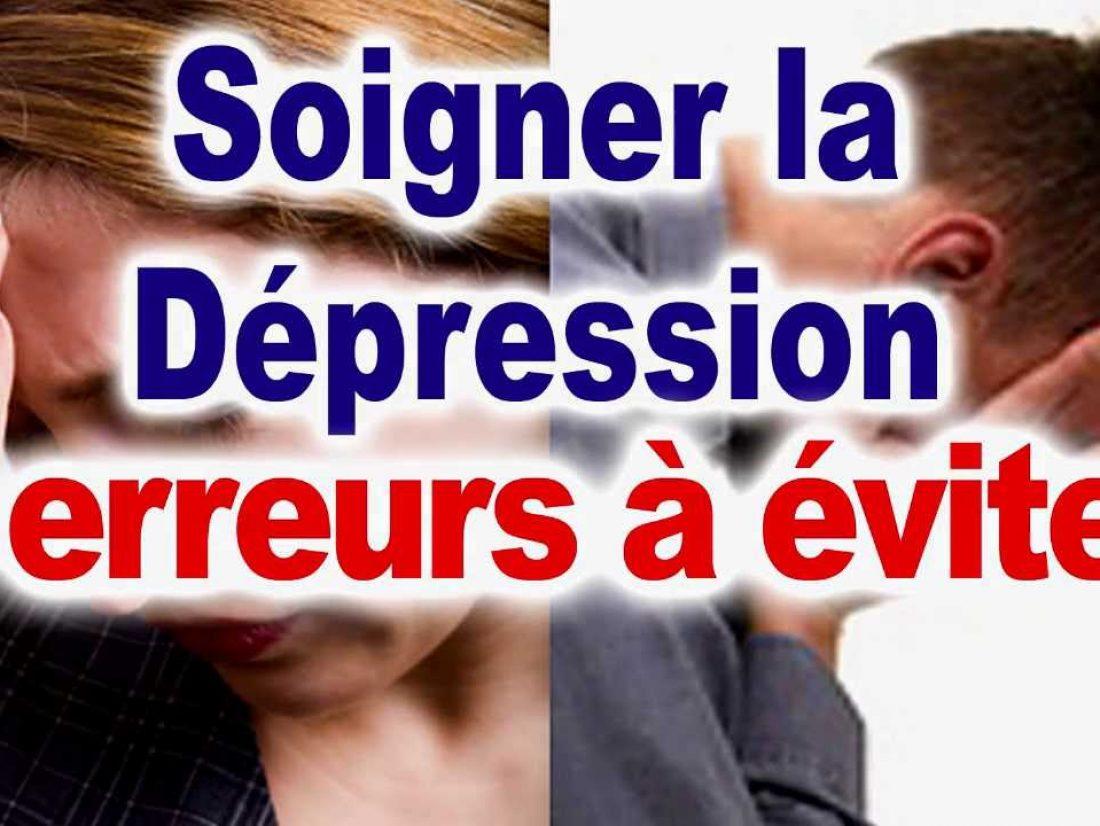 Comment guerir de la depression ?