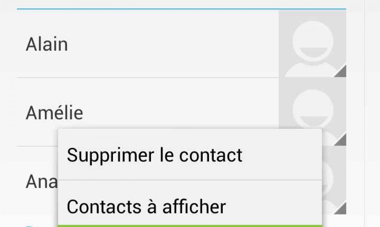 Comment sauvegarder ses contacts iphone ?