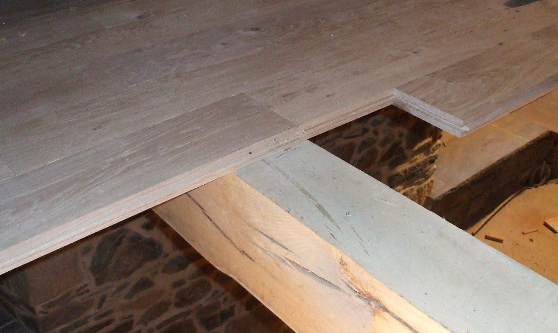 Comment faire plancher bois ?
