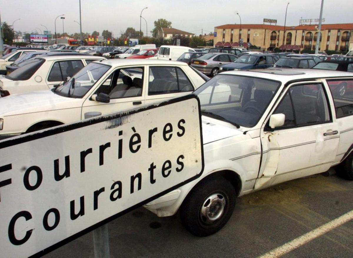 Plus de voiture sur l'emplacement où vous étiez garé ?