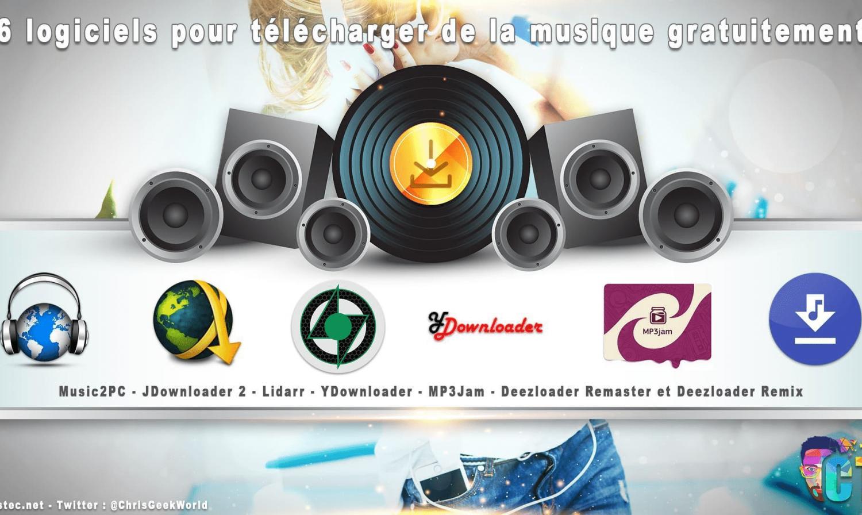 Téléchargement de musique : quels sont les meilleurs sites ?